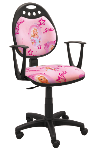 princess girl princess swivel chair product card show download