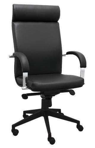 Fotel Simple bl