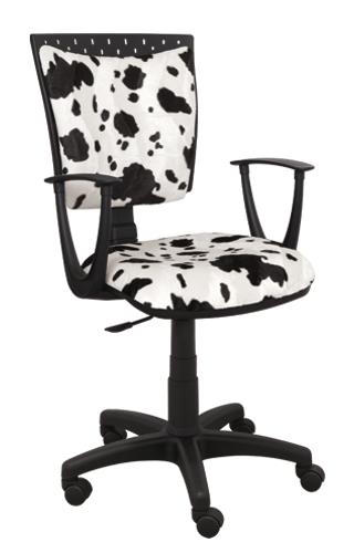 Krzesło Zwierzak krówka