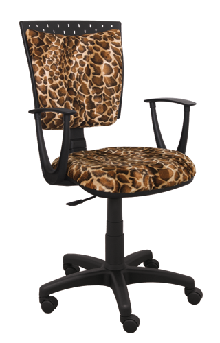 Krzesło Zwierzak żyrafa