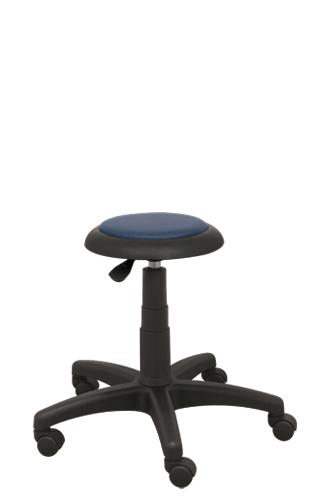 Krzesło warsztatowe Toby t bl