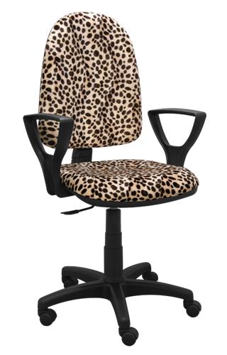 Krzesło Bred gepard