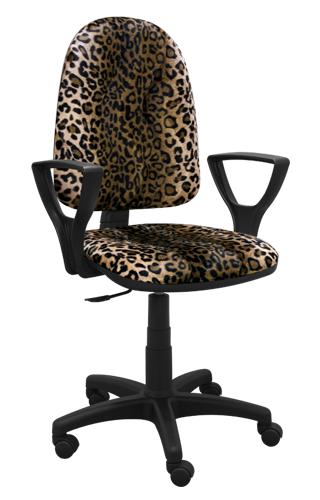 Krzesło Bred pantera