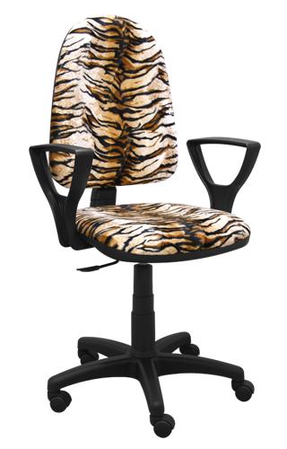 Krzesło Bred tygrys