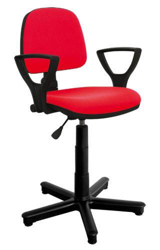 Krzesło laboratoryjne Bastek 300 - wysoki