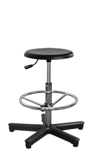 Krzesło laboratoryjne Tab 3 w