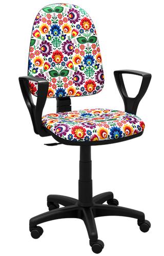 Krzesło biurowe Bred folk 1