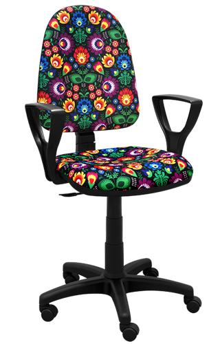 Krzesło biurowe Bred folk 2