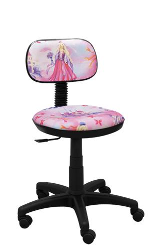 Krzesło biurowe Junior pink