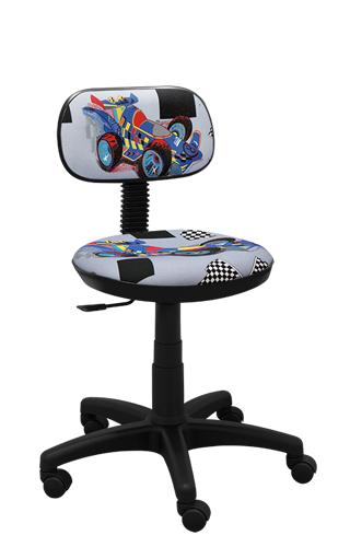 Krzesło obrotowe Junior turbo szary
